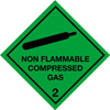 Non Flammable Compressed Gas